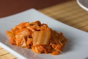 Vegan Kimchi Recipe